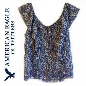 American Eagle sleeveless top size small